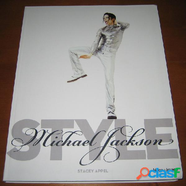 Michael jackson style, stacey appel