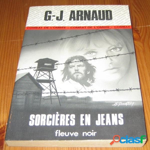 Sorcières en jeans, g.-j. arnaud