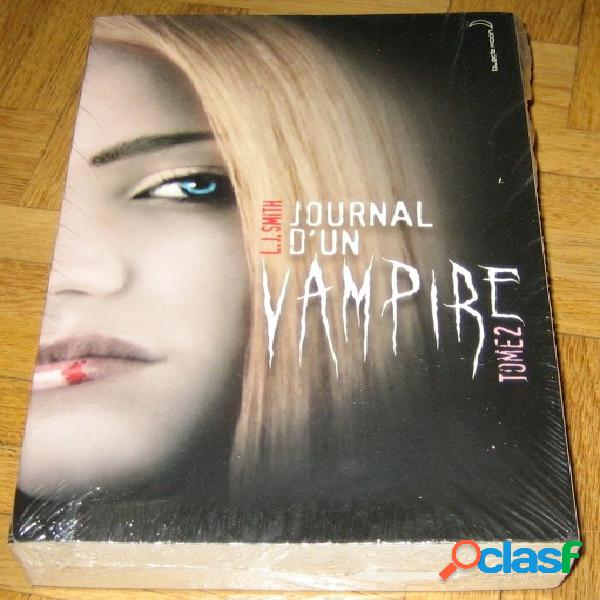Journal d'un vampire tome 2, l.j. smith