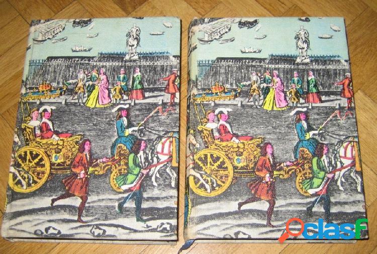 Le siècle de louis xv (2 tomes), pierre gaxotte