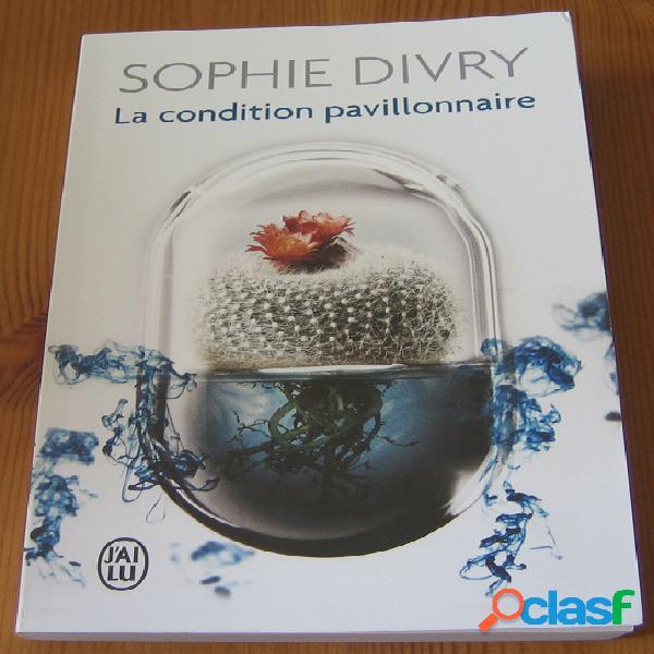 La condition pavillonnaire, Sophie Divry