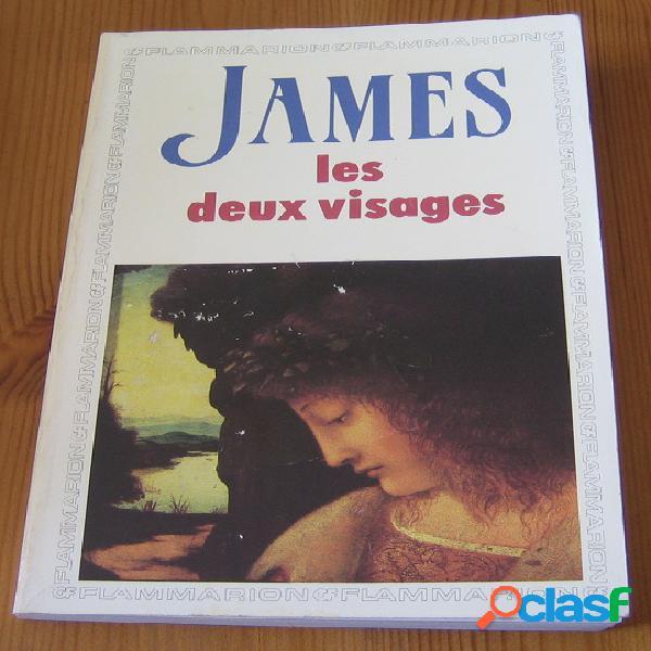 Les deux visages, Henry James