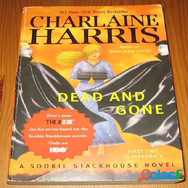 Sookie stackhouse 9 – dead and gone, charlaine harris