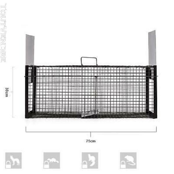 Occasion] piège à rats souris rongeurs boîte cage acier