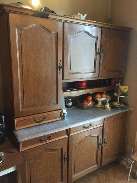 Meuble cuisine vaisselier offres septembre clasf - Vaisselier de cuisine ...