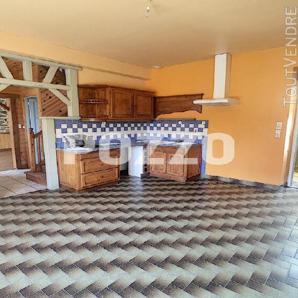 Maison pleine fougeres 4 pièce(s) 81.80 m2