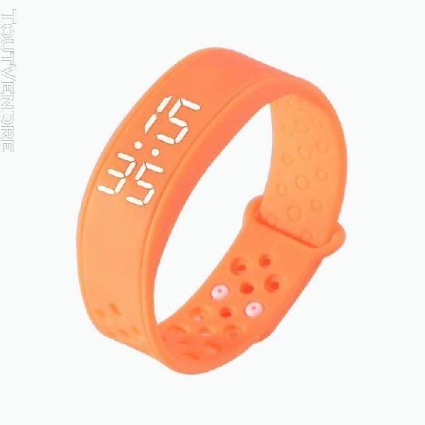 Podomètre sports santé intelligente wearable wristband