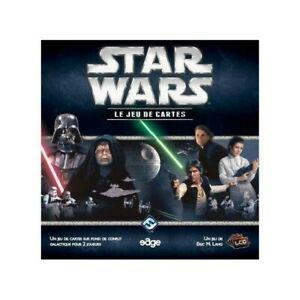 Star wars - le jeu de cartes, edge entertainment
