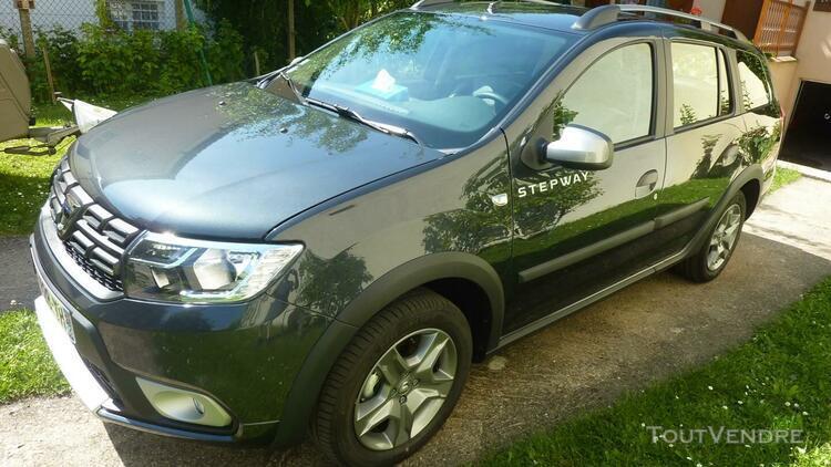 Dacia logan mcv tce 90 stepway