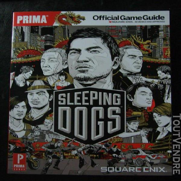 Sleeping dogs official game guide