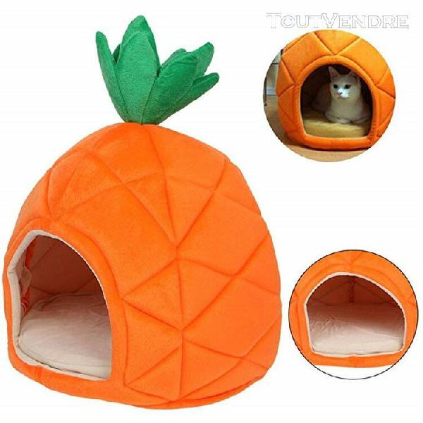Ananas couchette maison animaux chiens belle pineapple kenne