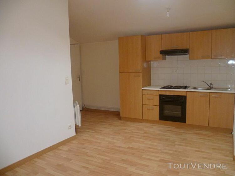 appartement beaufort en vallee 2 pièce(s) 42.29 m2