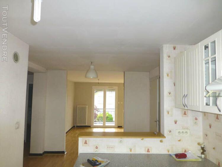 Appartement t4 genas - 4 pièce(s) - 78 m2