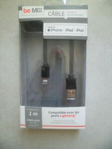 Cable usb charge et synchronisation be mix pour