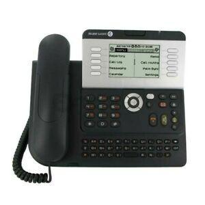 Central téléphonique / call center - téléphone alcatel -
