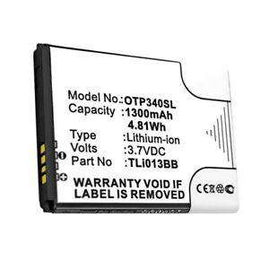 Neuf batterie alcatel one touch pixi 3 (4.0) (4013 / 4013d)