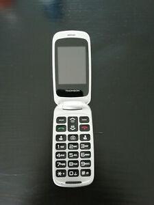 Téléphone portable à clapet - thomson serea 63 -