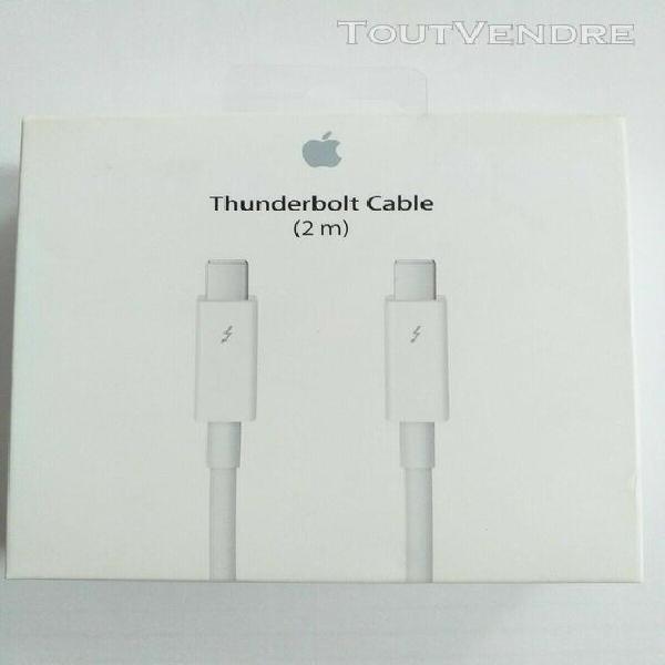 Apple thunderbolt md861zm/a