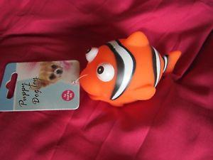 jouet poisson nemo pour chien/neuf etiqueter