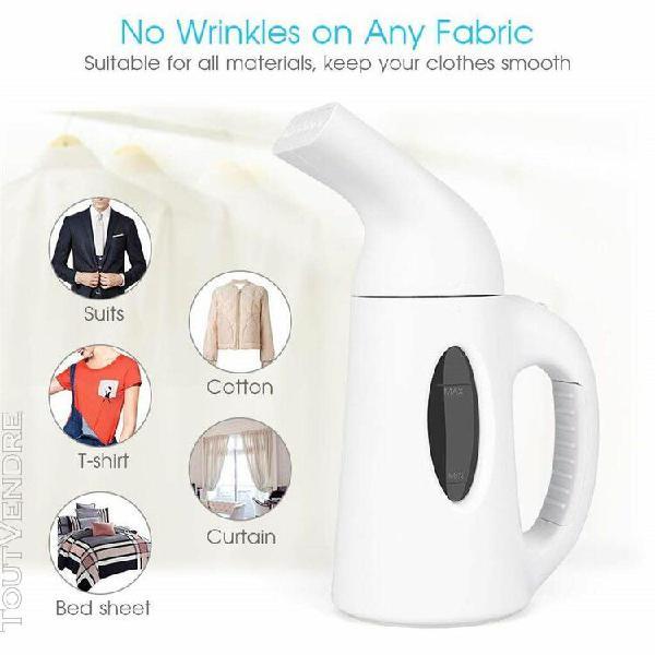 Les vêtements à vapeur de poche pour vêtements 850w fer