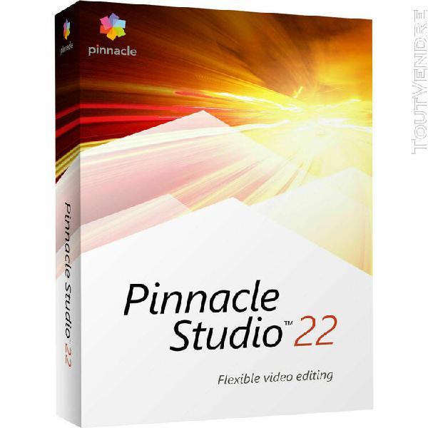 Pinnacle studio ultimate 23 + key + content pack +full versi