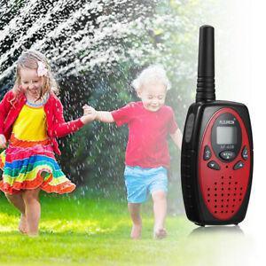 8 canal 4 pack outdoor twin walkie talkies pmr radio