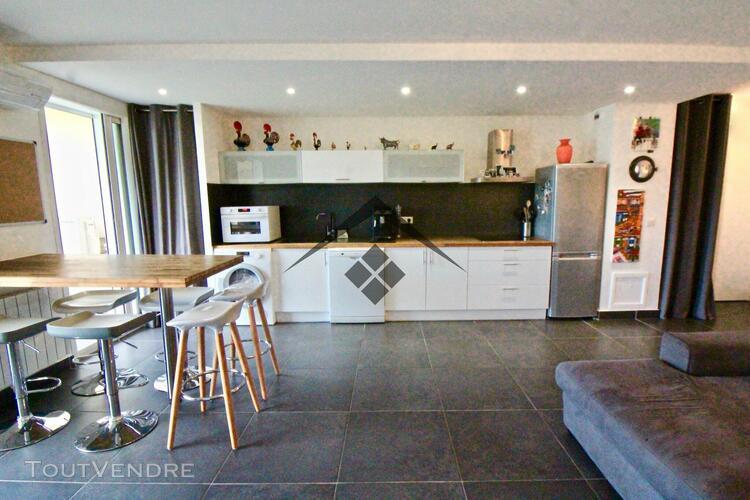 Appartement 3 pièces / arenas / étage élevé / terrasse /