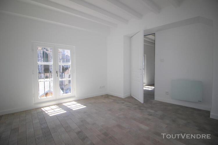 Appartement 3 pièces neuf avec vue - plein centre dourdan