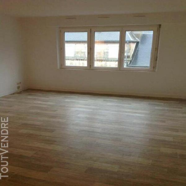 Appartement granville - centre ville - 3 pièce(s) - 79,50