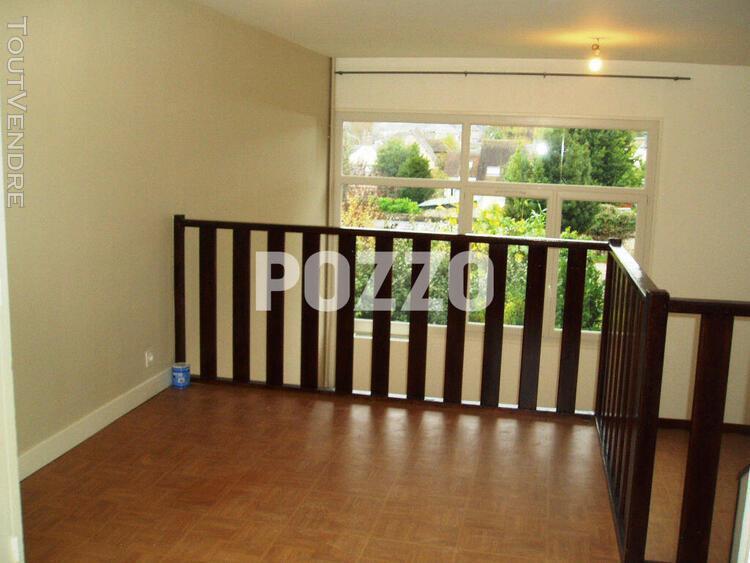 Appartement honfleur 3 pièce(s) 62.12 m2