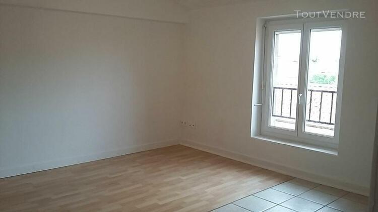 montrond les bains - appartement t2 - 31.04 m² habitables