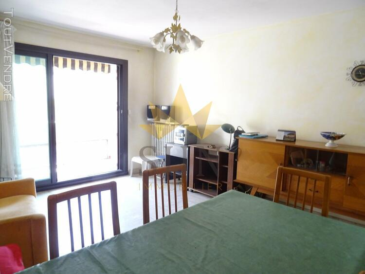 Nous vous proposons à la vente un appartement t3 dans une