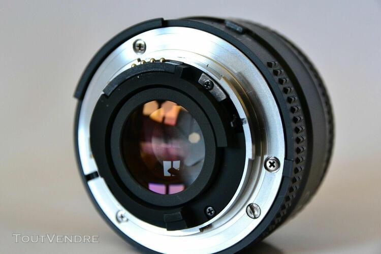 Objectif fixe / prime lens nikon af-d nikkor 50mm 1:1.8 d -