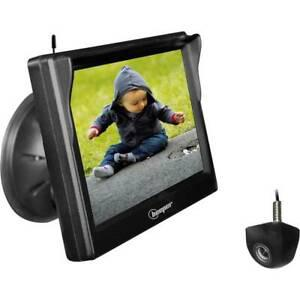 Système de recul vidéo sans fil beeper rw050rf en saillie