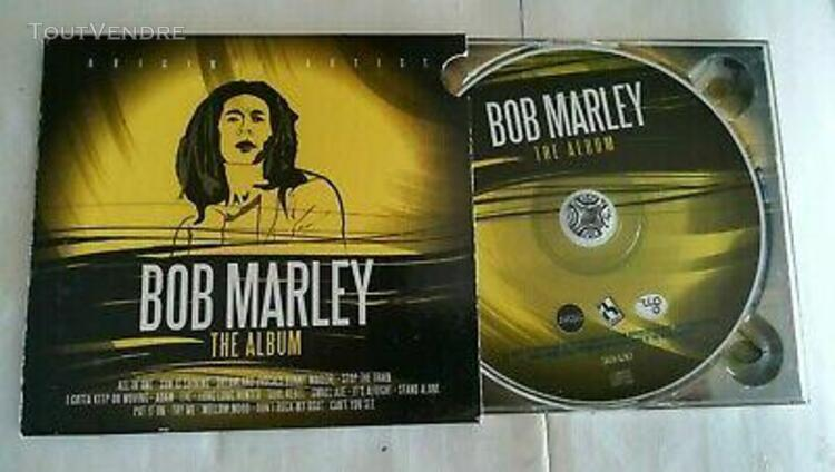 Bob marley: the album (cd best of)