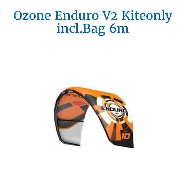 enduro v2 6m bag