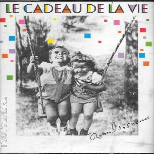 Le cadeau de la vie 1989 » [double cassette audio –