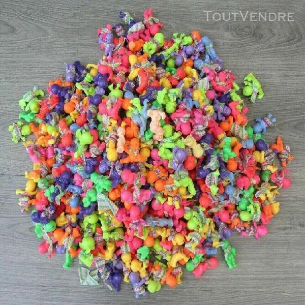 Lot 30 figurines les babies magic couleur divers vintages an