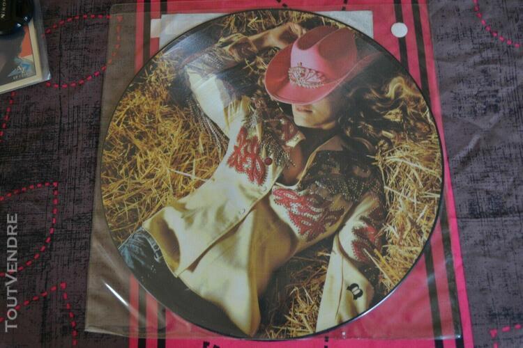 Maxi 45t picture disque madonna music 936244923-5 press usa