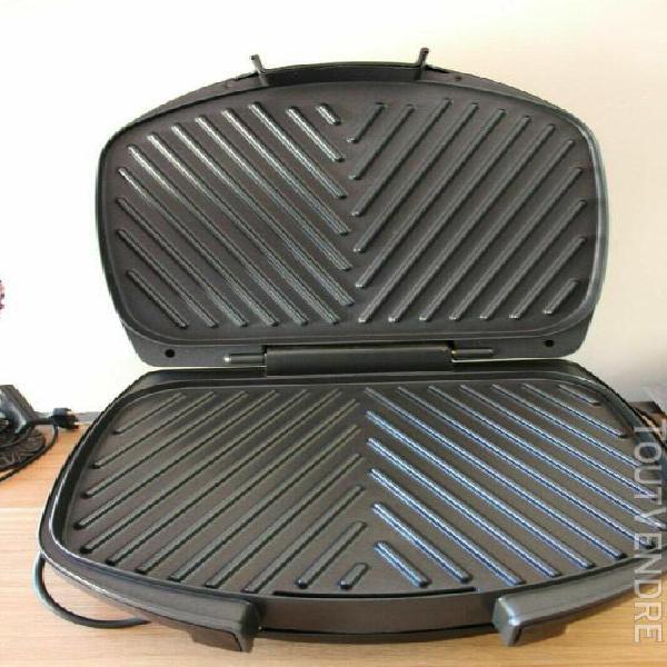 Grill pour viande/ panini/ hamburgers shg