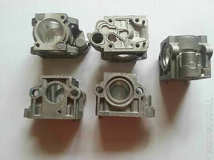 Parti central du carburateur en alluminium mc dillen 52