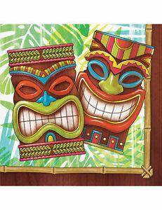 Pancarte en plastique 3D Tiki Bar 31 x 48 cm Cod.280887