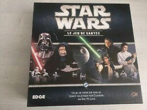 Star wars: le jeu de cartes boite de base edge