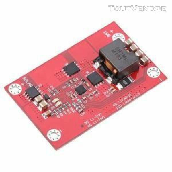 Bq24650 5a mppt panneau solaire contrleur 4s lifepo4 carte d