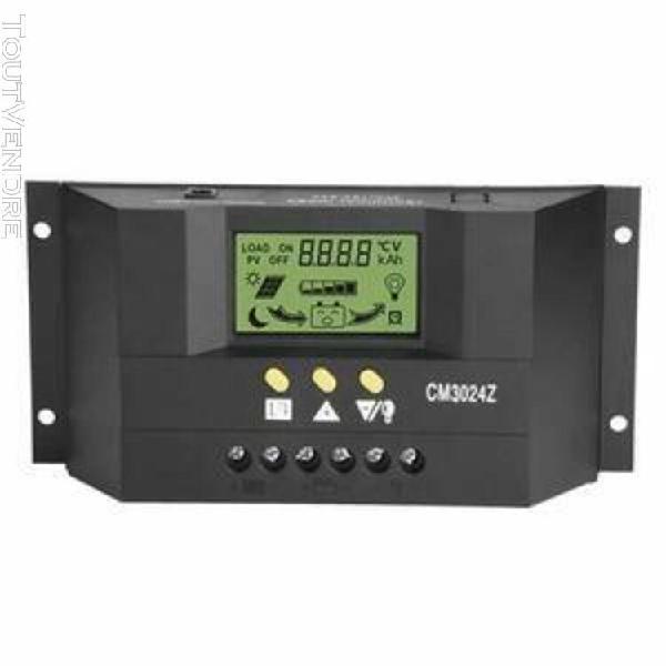Contrleur de charge solaire, minuterie numérique