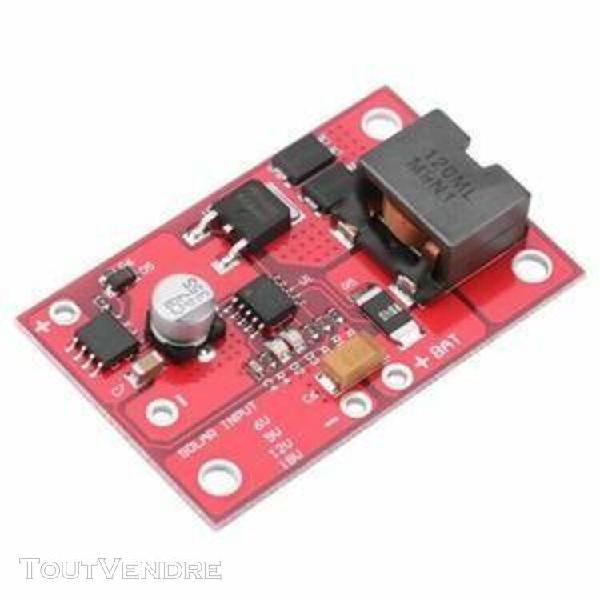 module de charge de contrleur de panneau solaire de mppt pou