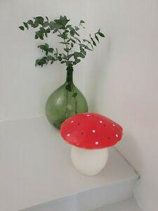 Veilleuses polypropylène champignon rougeegmont toys