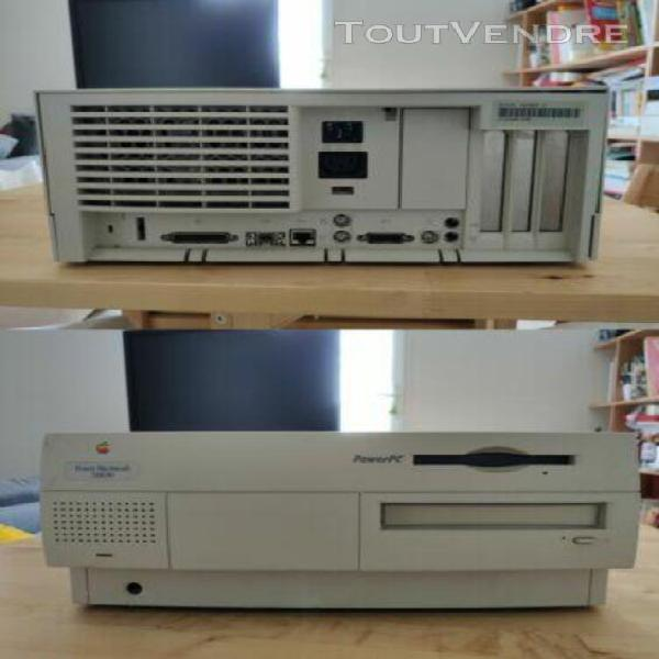 Vintage: apple power macintosh 7200/90 qui fonctionne