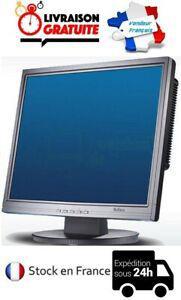 Ecran plat moniteur pc ordinateur lcd 4/3 17 pouces belinea