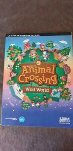 guide animal crossing wild world nintendo ds